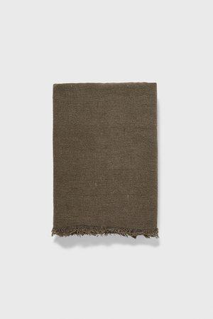 Zara écharpe basique structurée