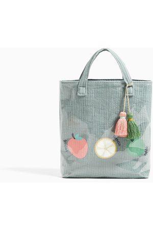 Zara Mini shopper avec fruits en vinyle