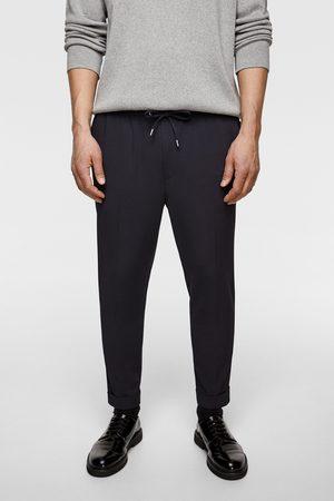 Zara Pantalon de jogging de voyage