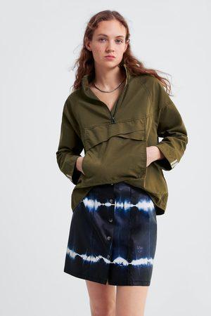 Zara Mini jupe tie & dye