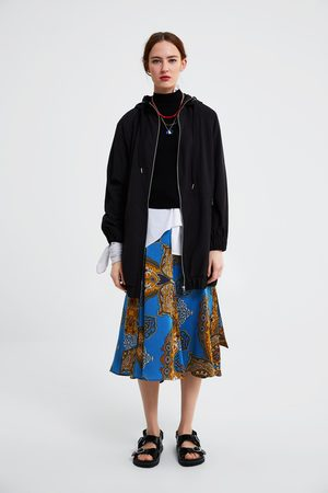 Zara Blouson à capuche
