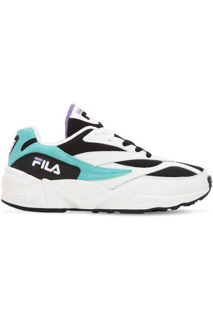 "Fila Baskets En Simili Cuir ""venom"""