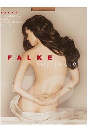 Falke Femme Collants - Collants transparents 12 deniers Shelina