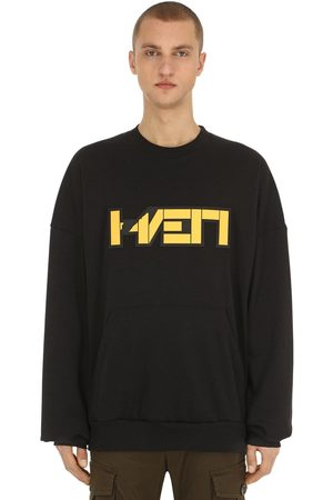 Hærværk Sweat-shirt Avec Patch 3d