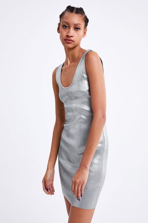 Zara Robe courte à strass