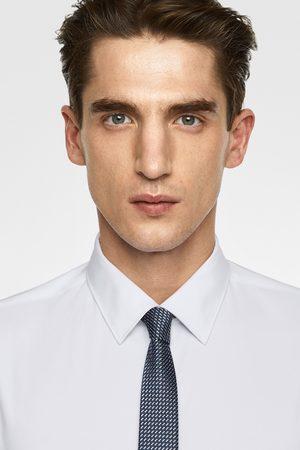 Zara Cravates - Cravate slim jacquard