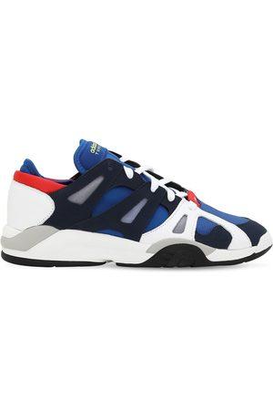 """adidas Sneakers En Mesh Et Cuir """"dimension"""""""