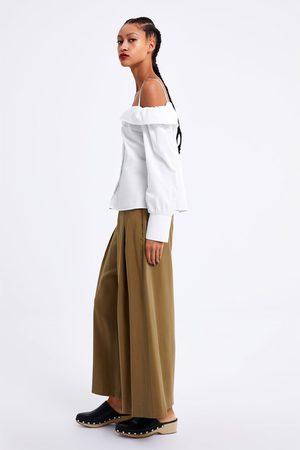 Zara Off-the-shoulder top