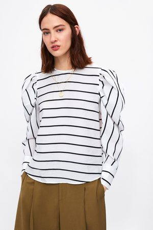 Zara Chemise à manches bouffantes