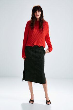 Zara Jupe en jean vintage