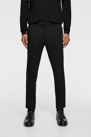 Zara Pantalon chino new cropped
