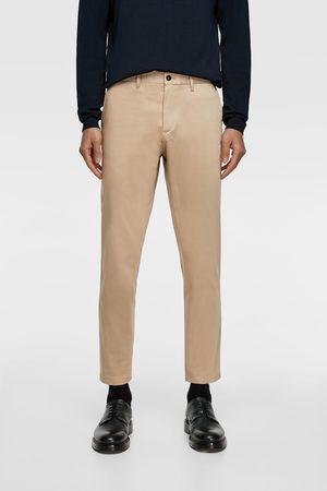Zara Pantalon chino new cropped