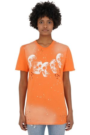 "DOMREBEL T-shirt ""amigos"" En Jersey De Coton"