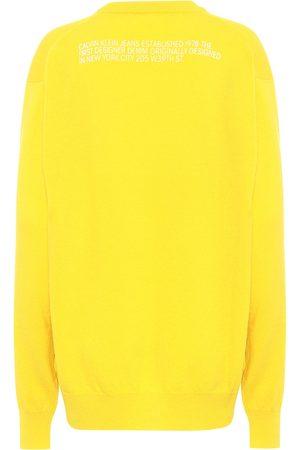 Calvin Klein Pull en laine et cachemire