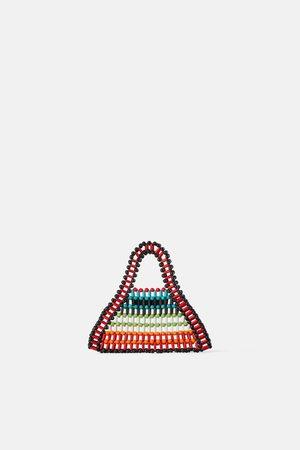 Zara Mini sac shopper à petites boules