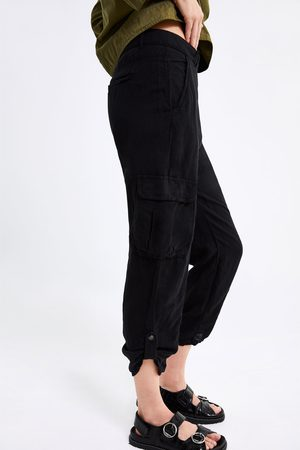 Zara Pantalon cargo