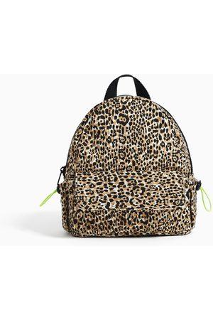 Zara Mini sac à dos léopard