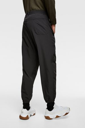 Zara Pantalon de jogging technique
