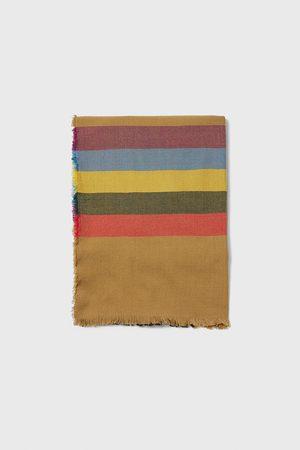 Zara Homme Écharpes & Foulards - écharpe à rayures