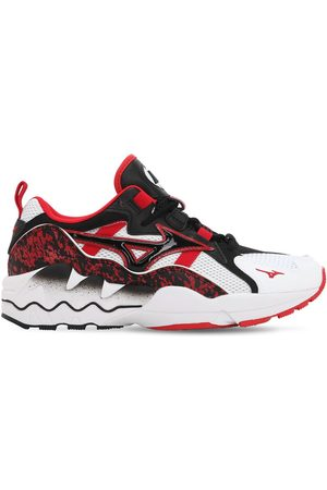 "Mizuno Sneakers ""wave Rider 1"""