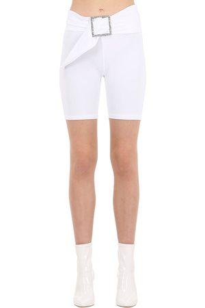 Acheter Shorts femme de couleur blanc en Ligne  82463030273