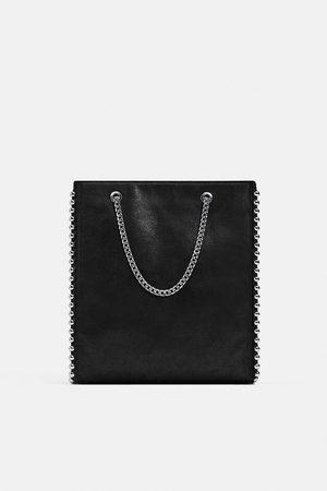 Zara Shopper à clous