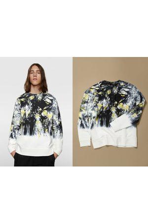 Zara Sweat tie-dye
