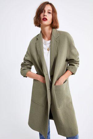 Zara Manteau xl à poches