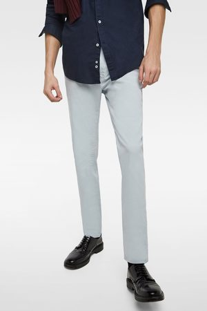 Zara Pantalon chino nouvelle coupe skinny