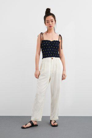 Zara Pantalon à poches