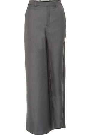 Y / PROJECT Jupe longue en laine mélangée
