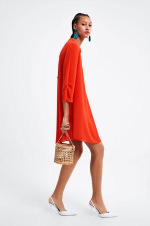 Zara Robe courte tunique