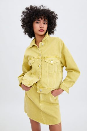 Zara Veste en jean monochrome