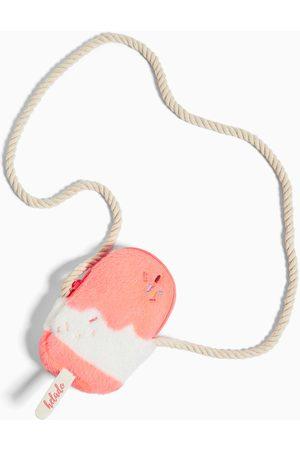 Zara Mini sac bandoulière glace en fausse fourrure