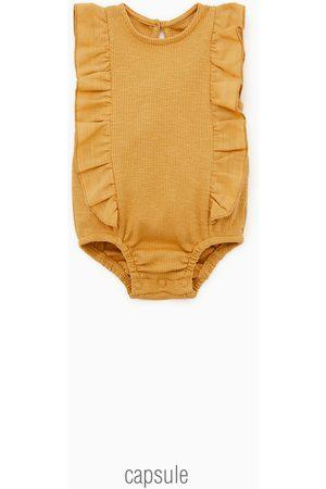 Zara Bébé Bodys bébé - Body flamme rustique