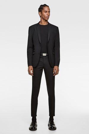Zara Homme Pantalons Slim & Skinny - Pantalon super skinny
