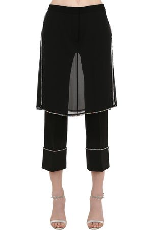 MARCO DE VINCENZO Pantalon Embelli Avec Jupe
