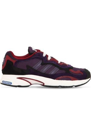 "adidas Sneakers En Mesh Et Cuir ""temper Run"""
