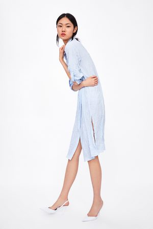 Robes Femme Hiver 2016 Zara Fashiola Fr Comparez Et Achetez
