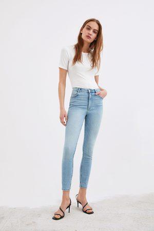 Zara Jean taille super haute sculpt