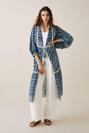 ac7e048491ea Acheter Kimonos femme Zara en Ligne