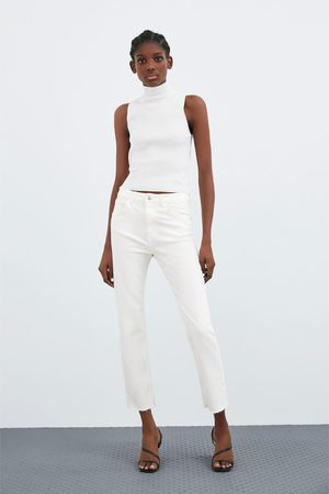 Zara Jean taille haute slim