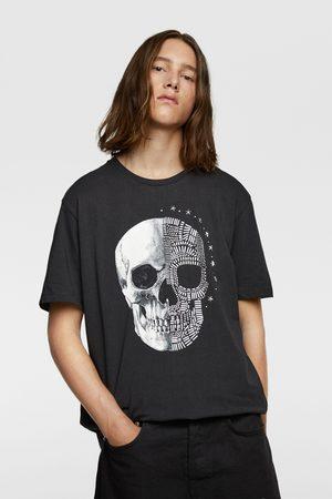 Et Verroteries T À Shirt De Mort Tête T1Kc3ulFJ