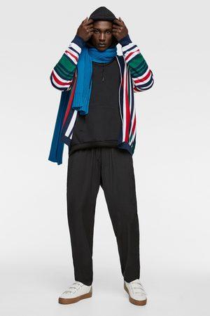 Zara Pantalon style jogging à taille élastique
