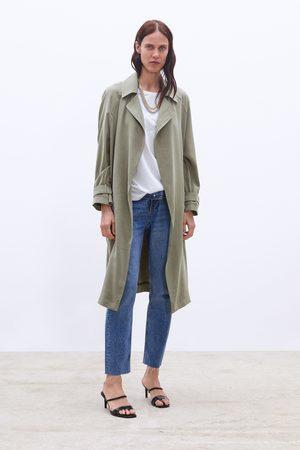 Zara Trench fluide à poches