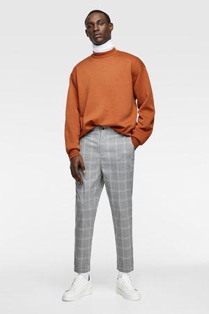 Zara Pantalon coupe carotte