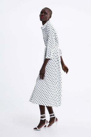 5al43rj Zara Et Comparez Achetez Robes Femme Pois M0nwpyv8on e9H2WDIYEb