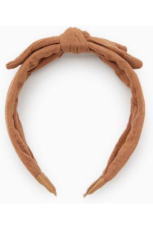 Zara Serre-tête texturé à noeud