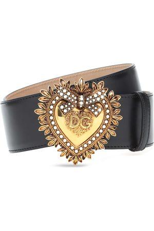 Dolce & Gabbana Ceinture en cuir