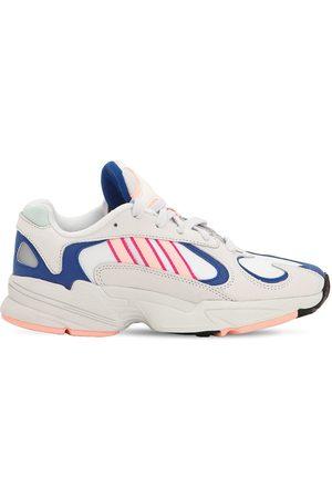 "adidas Baskets En Mesh Et Daim ""yung-1"""